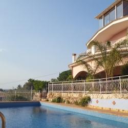 Casa Vacanze Villa Con Piscina Plemmiro